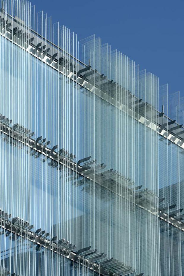 The SPG Headquarters in Geneva by Giovanni Vaccarini Architetti