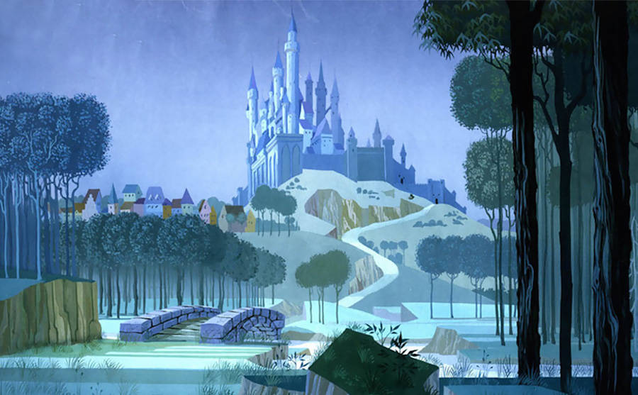 Disney Real Life Locations (18 pics)