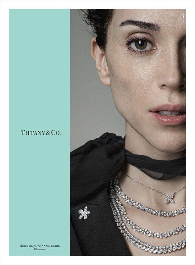 Janelle Monae, Zoe Kravitz, Elle Fanning + More for Tiffany & Co. FW17
