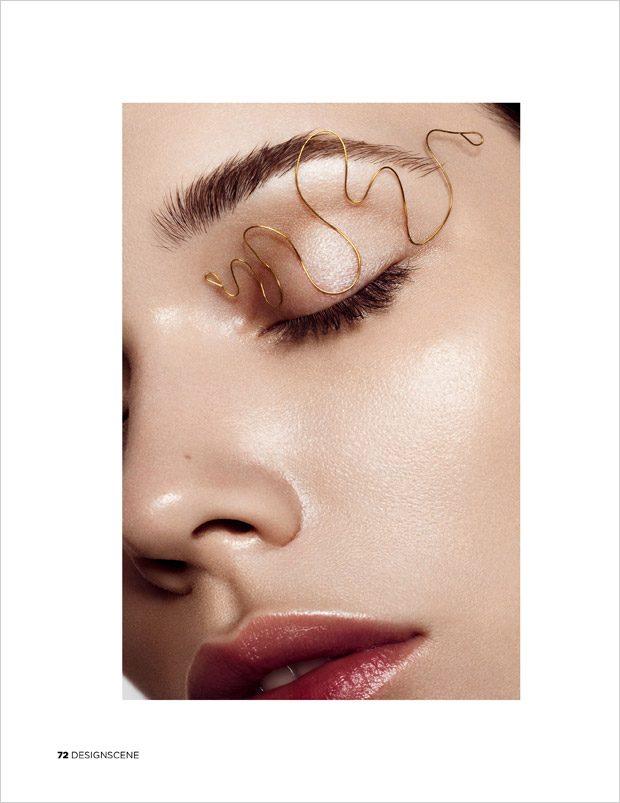 Reverie by Karolina Harz for Design SCENE Magazine #19 Issue