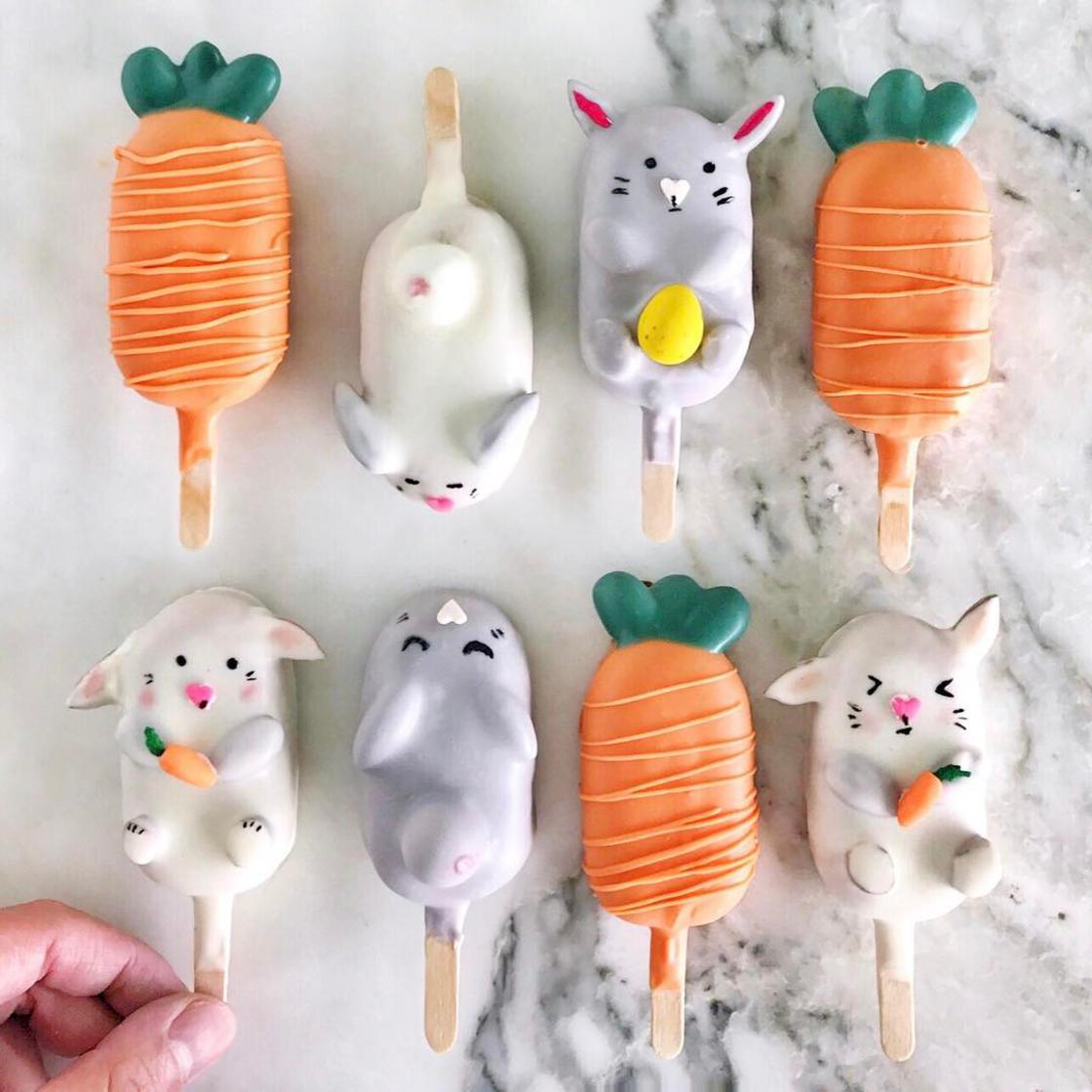 Cake Pops – The cute and delicious cakes by Ray Ray