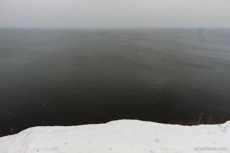 Онежское озеро, Андома-гора, Вологодская область