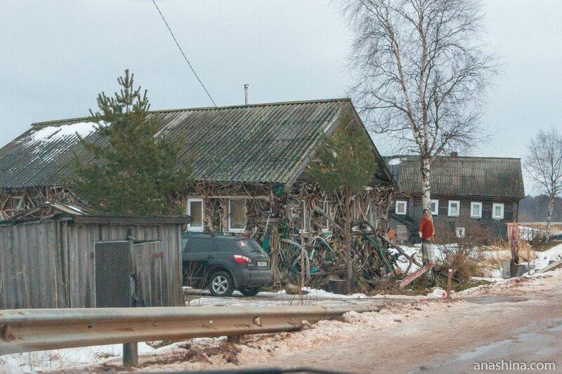 Дом, Тудозеро