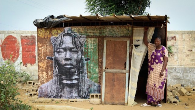 Portraits of African Female Warriors