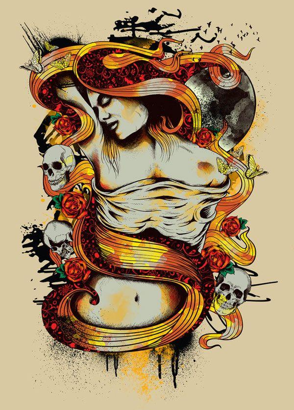 Graphic Artist - Dan Elijah G. Fajardo