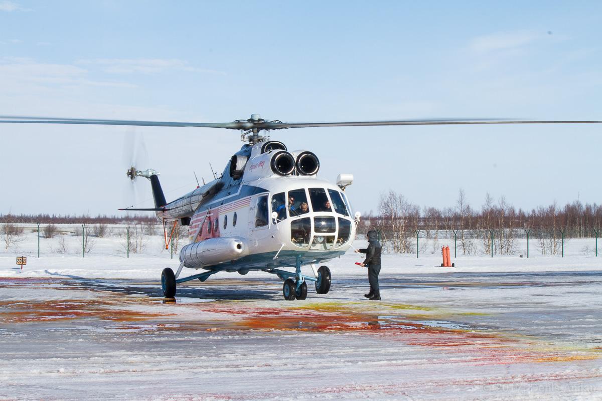 Ми-8 Нарьян-Мар фото 9