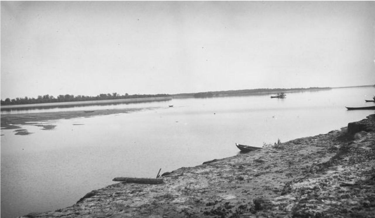 16. Река Обь около Коломыны