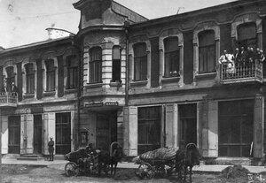 Сиротская улица. Дом Кожевникова