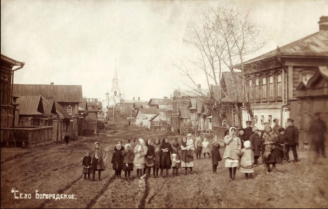 Алешковская улица