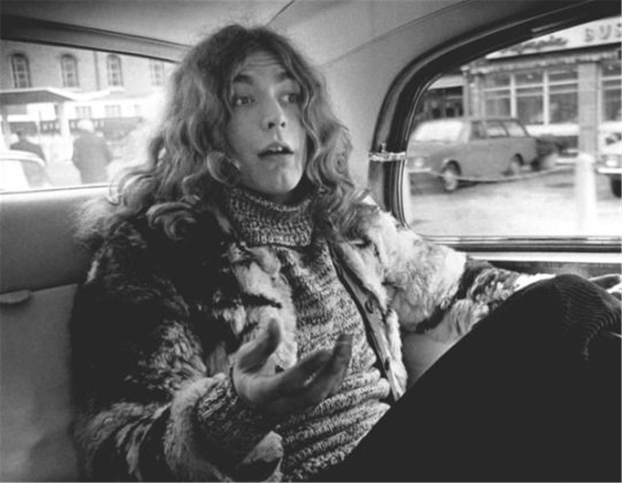 1973. Роберт Плант
