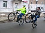 Велозаезд в НКБШ 01.01.2018