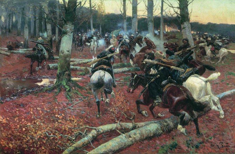 Roubaud._Scene_from_Caucasian_war.jpg
