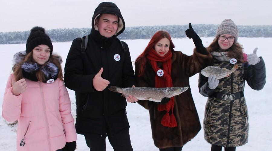 Калужская команда «Молодежки ОНФ» приняла участие в акции «Уха на всю страну»