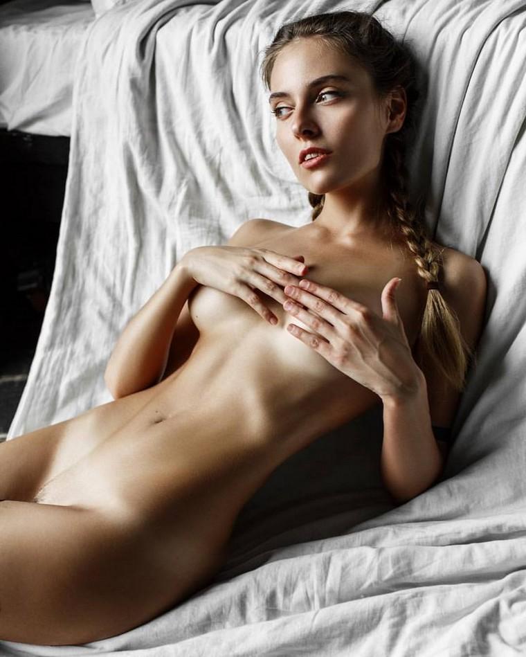 Снимки в жанре «Ню» Юры Ионова