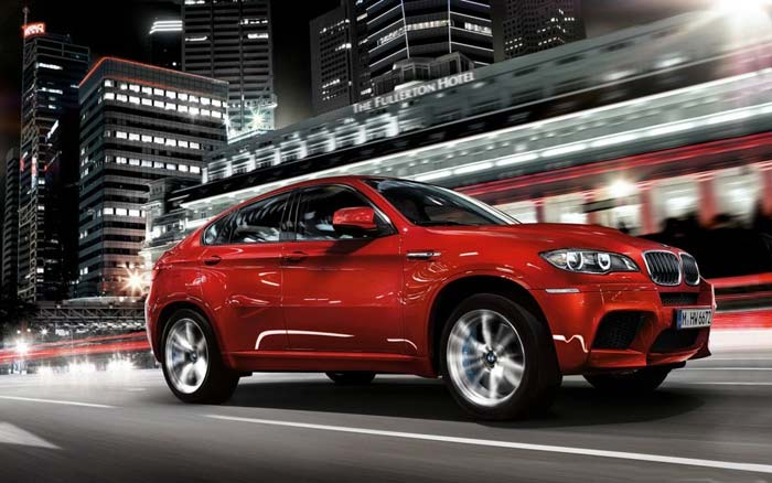 BMW X6 - Sport Activity Coupe
