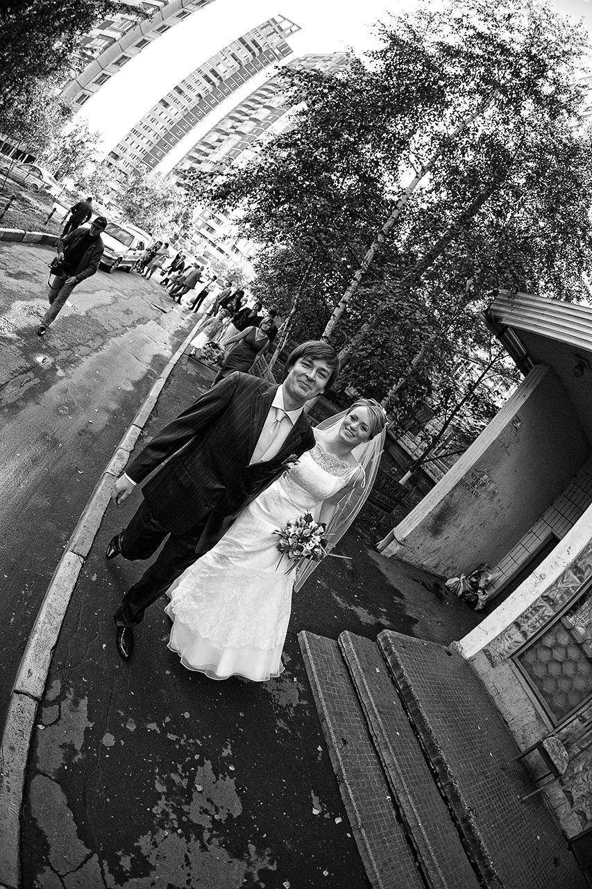 труды свадебного фотографа Кирилла Толль