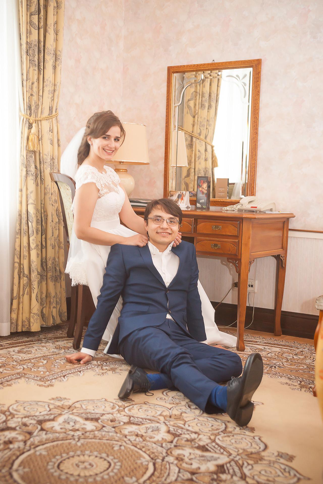 красивые свадьбы от фотографа Толль