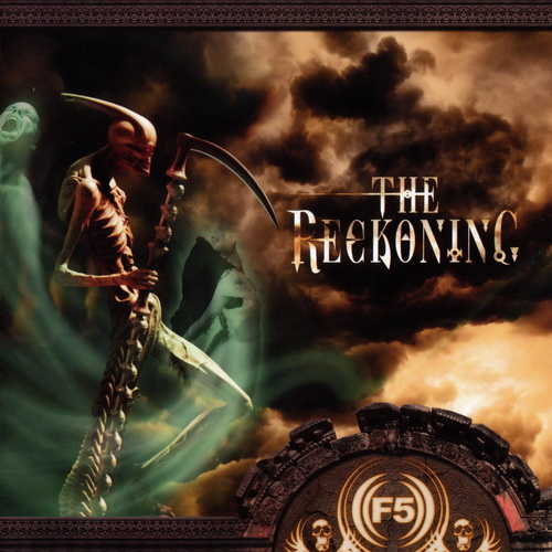 F5 - 2008 - The Reckoning [Oarfin Distribution, USA]