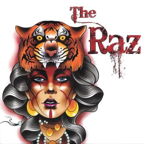 The Raz - 2018 - The Raz [Rockshots Rec., RSCD09, EU]