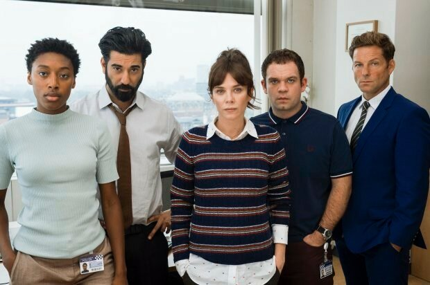 ITV drama Marcella_2 сезон