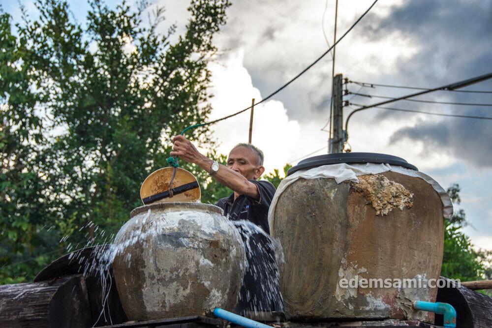 Боклыа соляные колодцы Таиланд