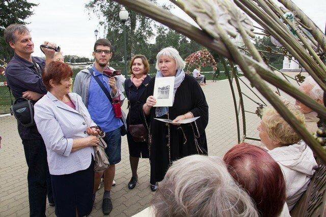 «Литературный сезон», организованного сотрудниками Дома Леонида Андреева.