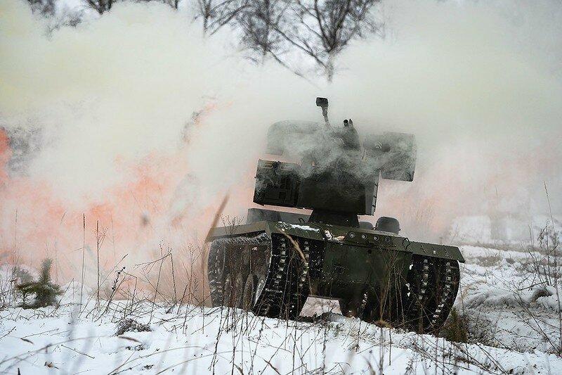 0 17f825 d6cc4162 XL - Нерехта - боевой робот Красной Армии