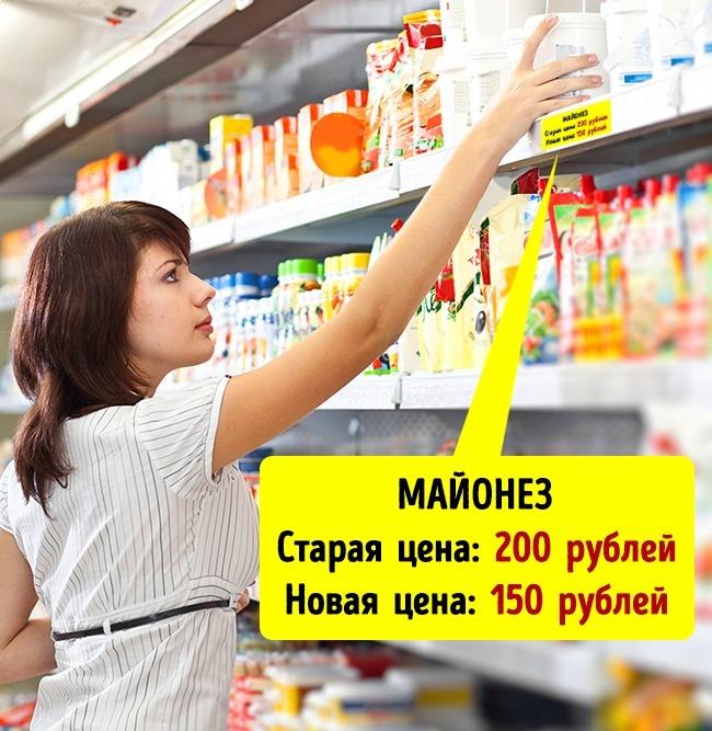 © depositphotos     Постарайтесь запомнить или даже записать стоимость продуктов,