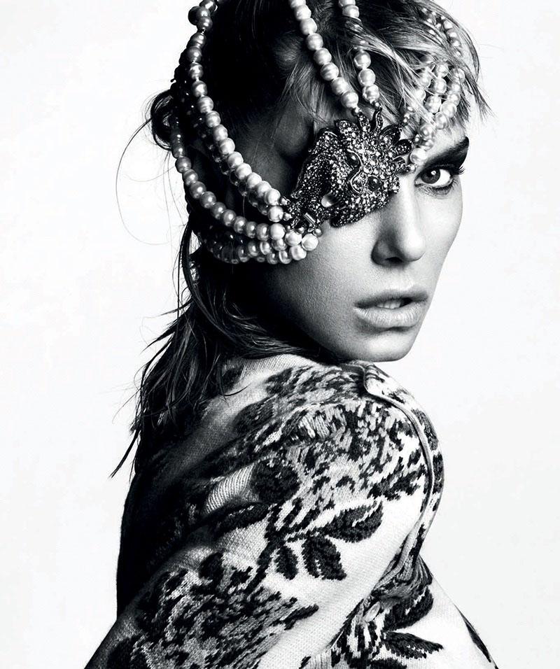 Анджела Линдволл в Harper's Bazaar Spain (10 фото)