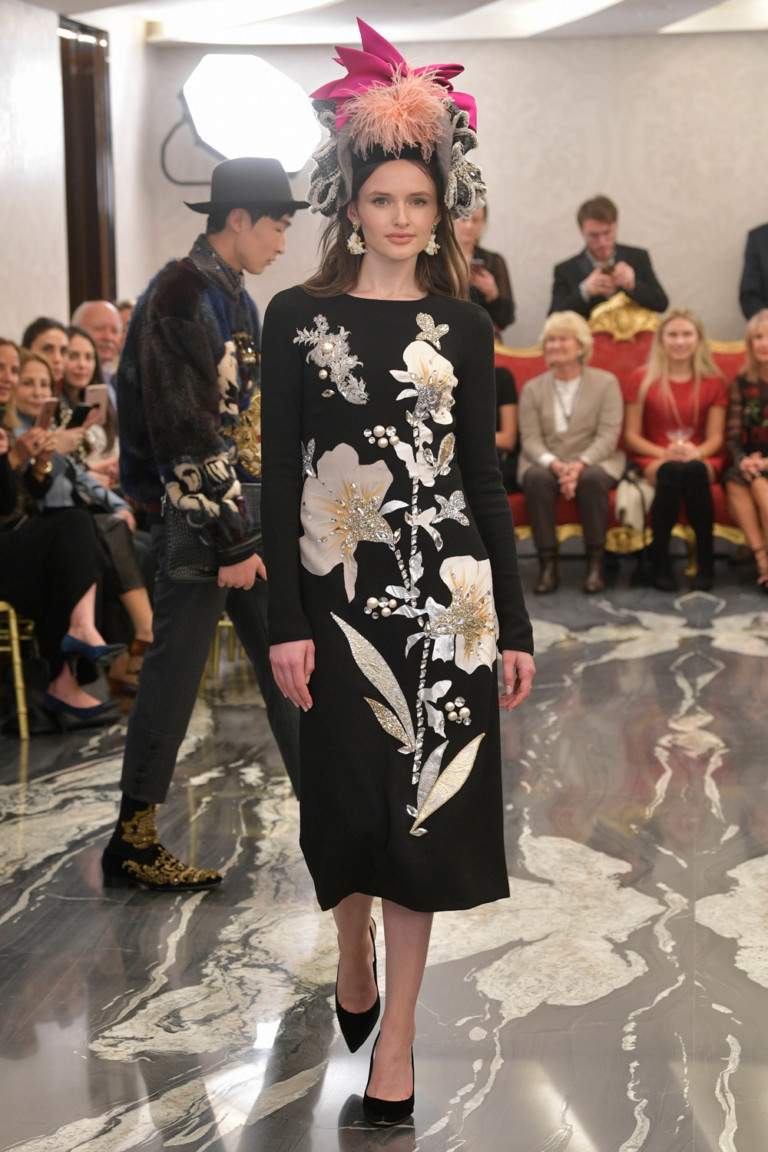 Dolce & Gabbana в Лондоне