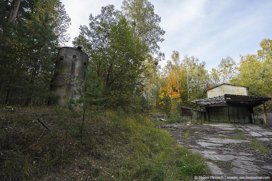 Атомная тайна Атомная тайна СССР Гомель Гомель-30 СССР