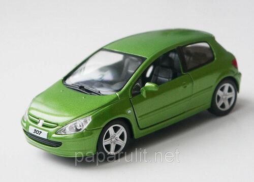 Kinsmart Peugeot 307