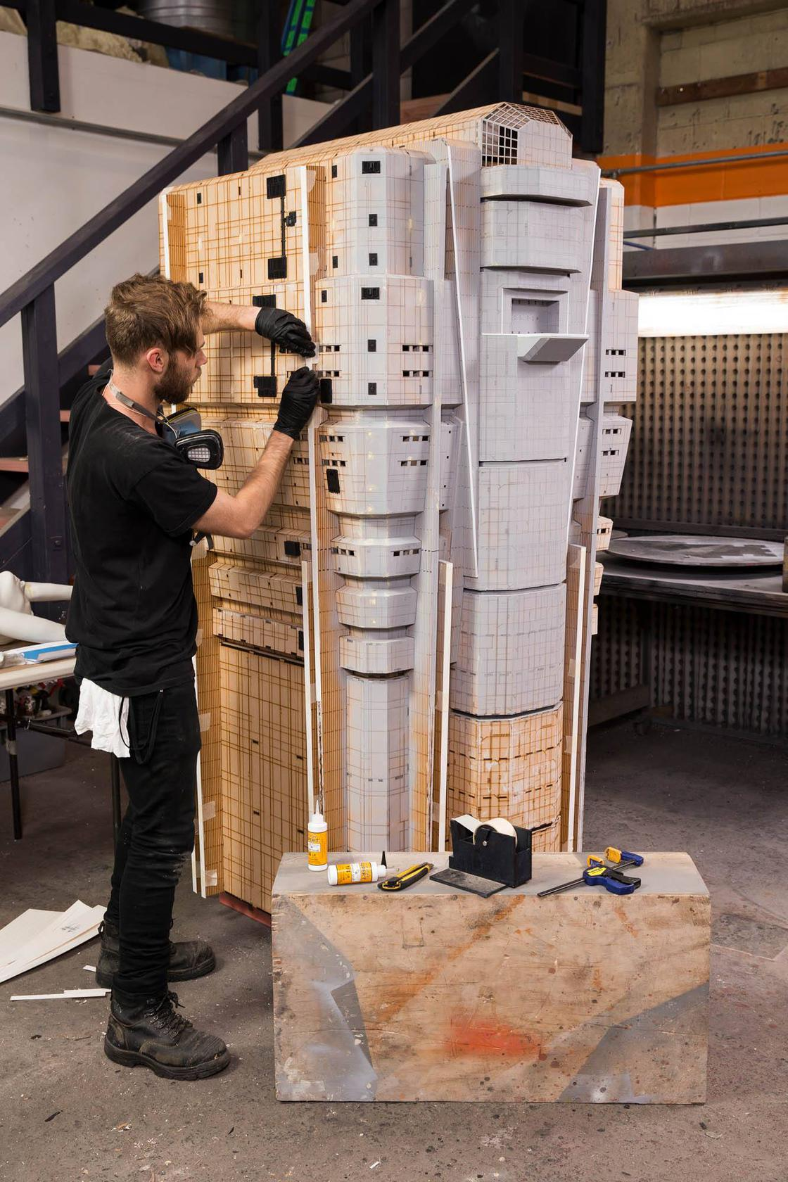Blade Runner 2049 – The making of the impressive models used in the movie