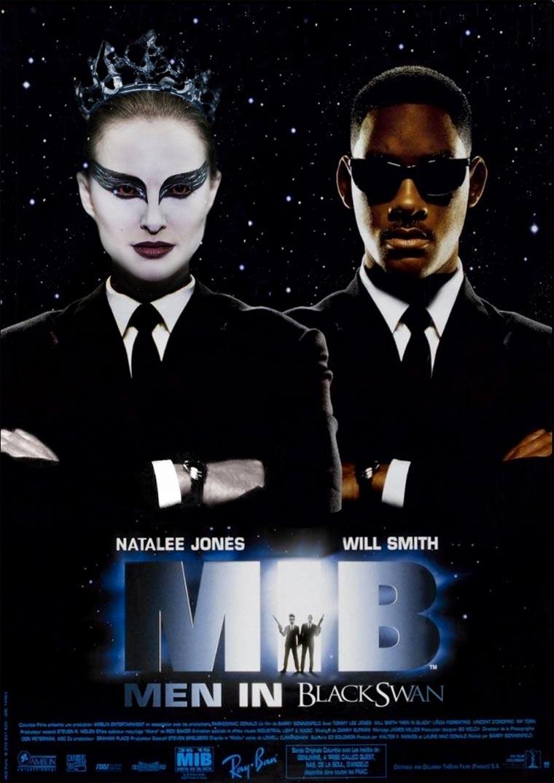 Hilarious Movie Poster Mash-Ups (14 pics)