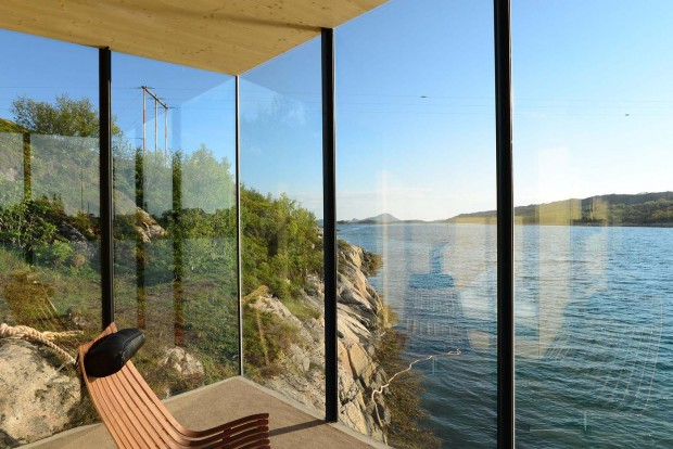 Paradisiac Resort in Norway