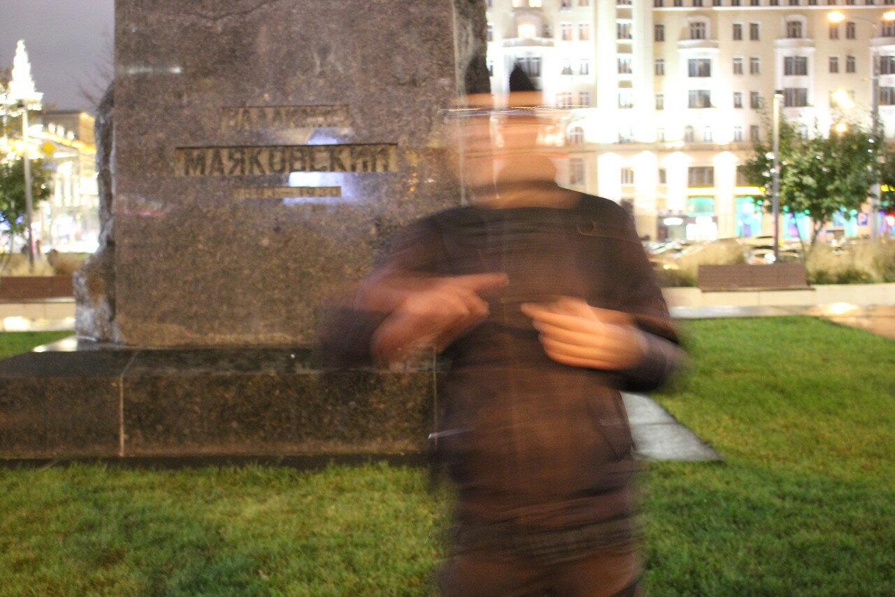 Маяковские чтения: закрытие сезона 2017