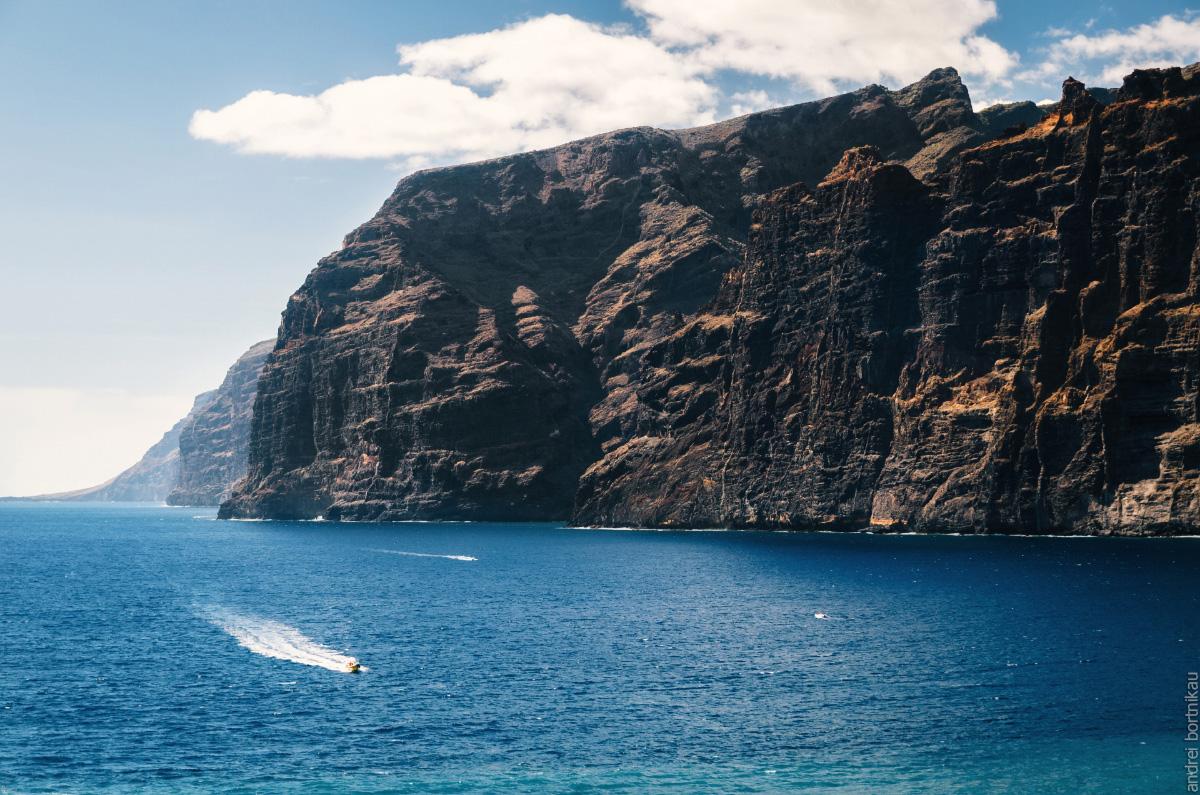 Тенерифе, Канарские острова, Канары. Лос Гигантос