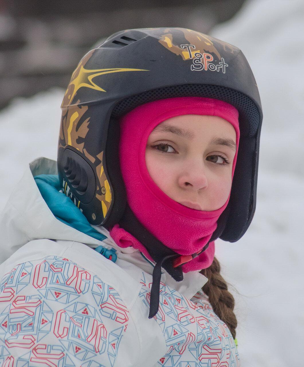 Моя лыжница