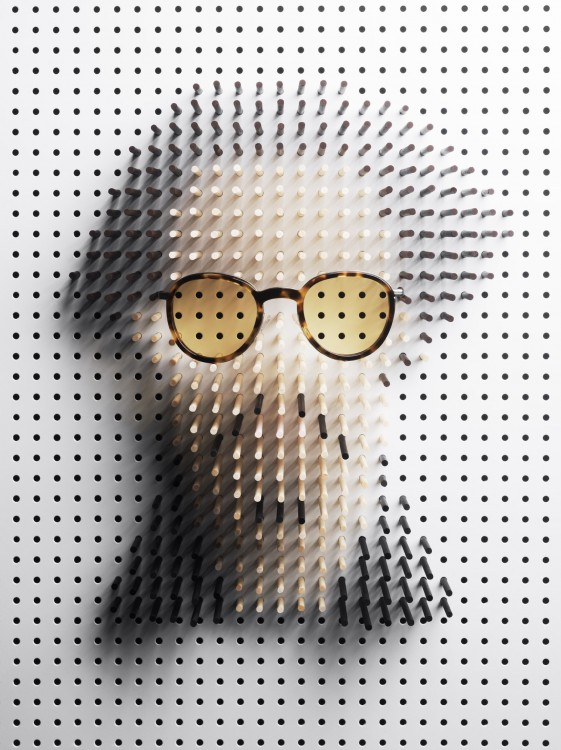Pin Art - Celebrity Portraits - Philip Karlberg