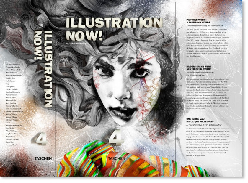 Beautiful Surreal Pen and Brush Illustrations by Gabriel Moreno (NSFW)