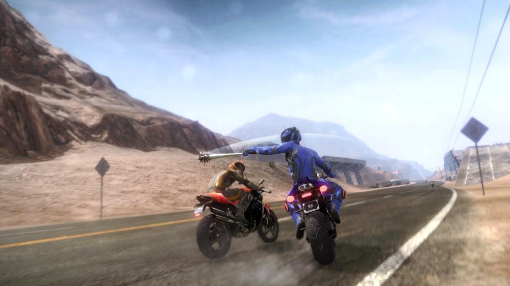 Видеоигра Road Redemption 2017 (трейлер)