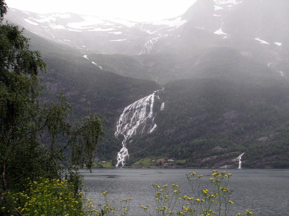 И снова Норвегия, а также великолепная Бавария, Австрия и немного Чехии с Данией
