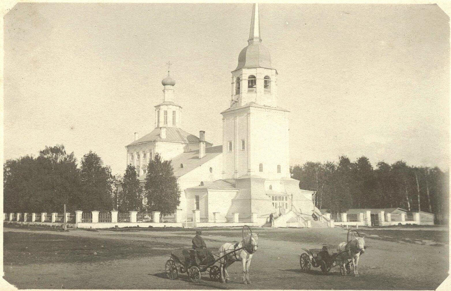 Преображенский собор на Соломбале