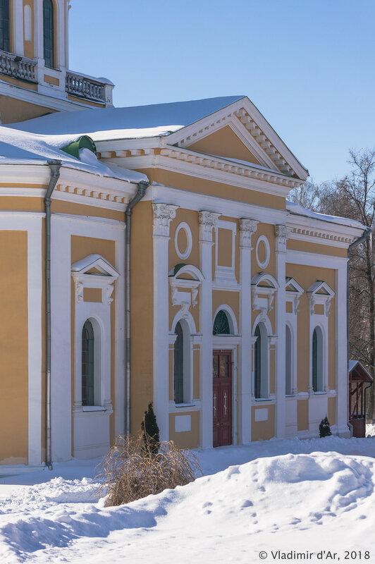 Собор Усекновения Главы Иоанна Предтечи. Зарайский кремль.