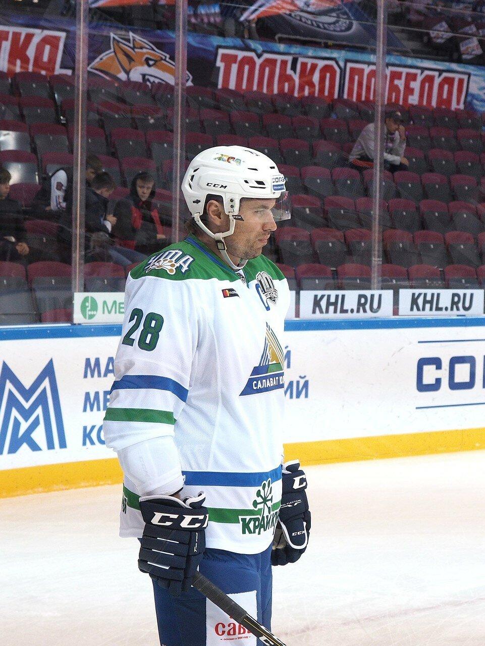 30 Металлург - Салават Юлаев 23.09.2017