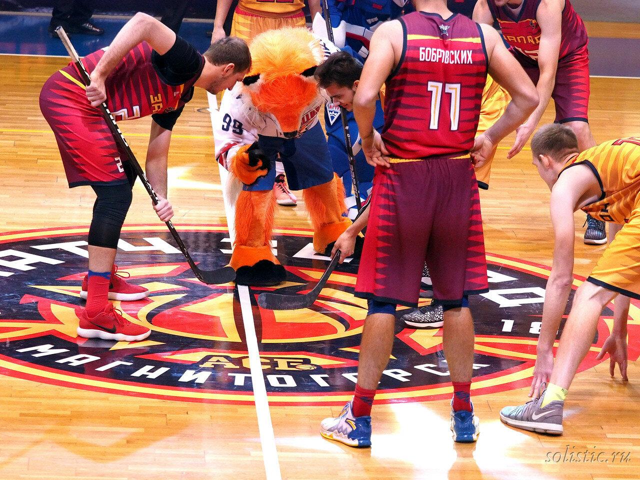 52 Матч звезд АСБ 2018 (ассоциации студенческого баскетбола)