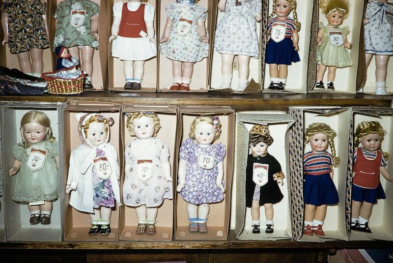 1959 Куклы в Москве. Harrison Forman3.jpg