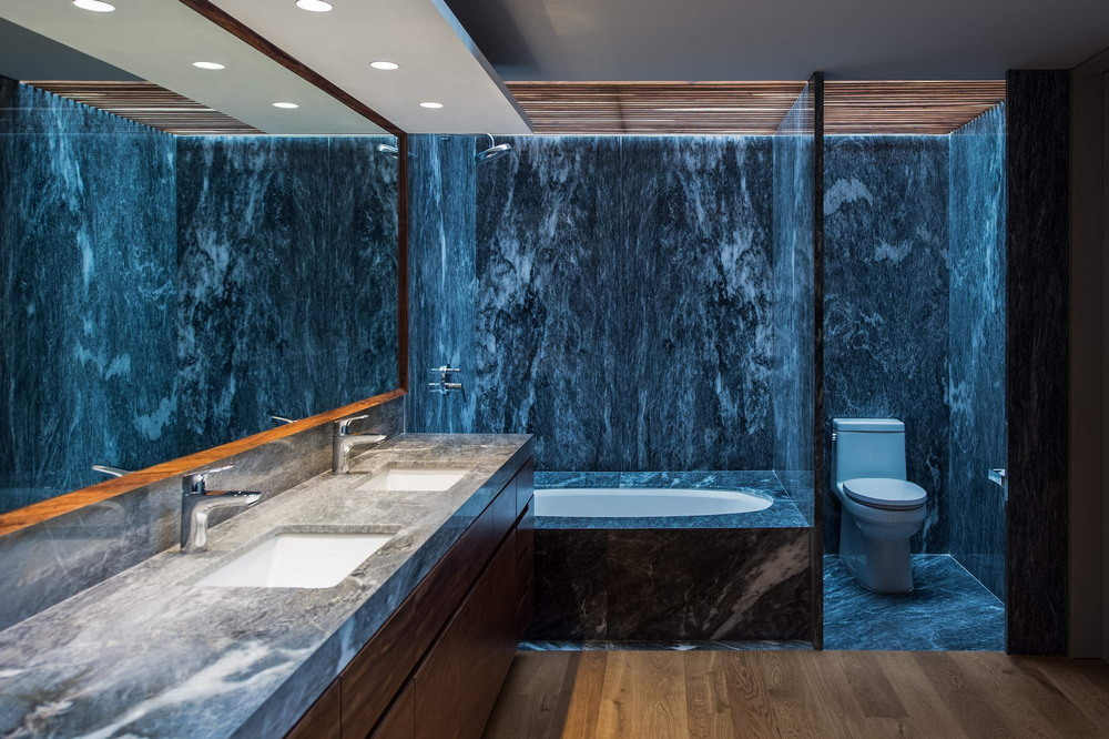 Современная вилла в Мексике делает, уровне, имеет, стеклянным, площадь, этаже, использованы, прекрасными, видами, строительства, материалы, натуральные, строительные, такие, стекло, сталь, сырой, любоваться, Современная, бетон