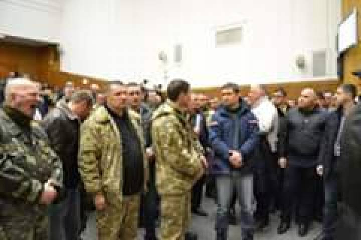 Тернопольская областная рада осудила разгон палаточного городка возле Верховной Рады