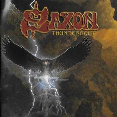 Saxon - 2018 - Thunderbolt [Silver Lining Music, SLM065P01, UK]